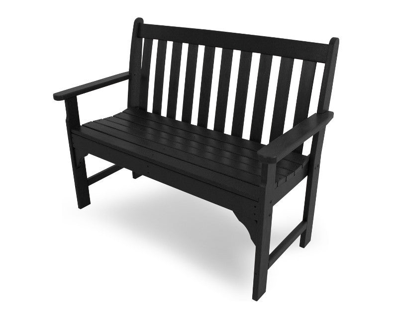 GNB48BL Vineyard 48in Bench in Black