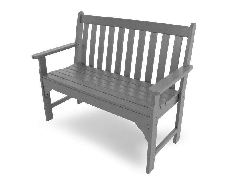 GNB48GY Vineyard 48in Bench in Slate Grey