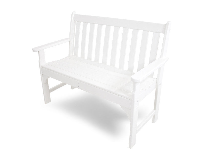 GNB48WH Vineyard 48in Bench in White