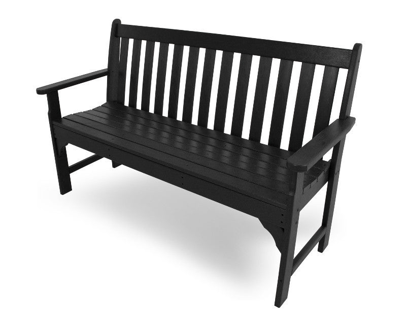 GNB60BL Vineyard 60in Bench in Black