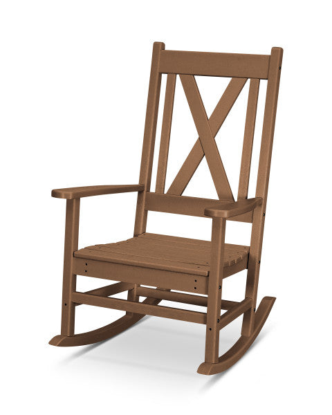 Braxton Porch Rocking Chair - Classic Finish