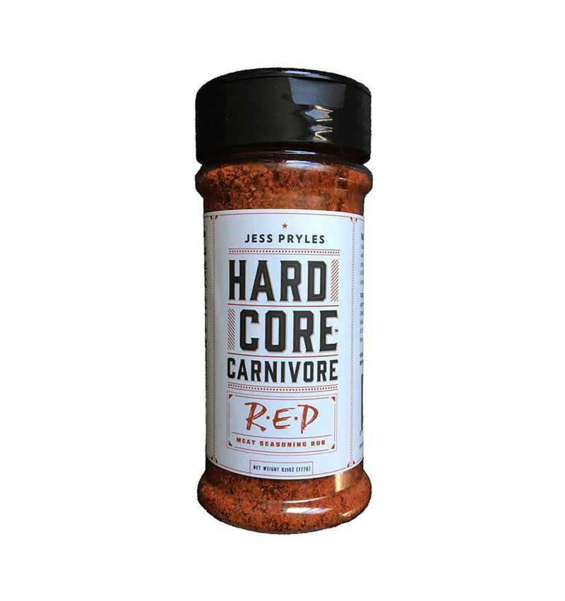 Hardcore Carnivore Red 6.25 oz