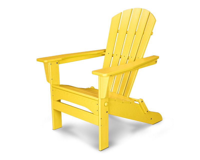 HNA110LE Palm Coast Folding Adirondack in Lemon