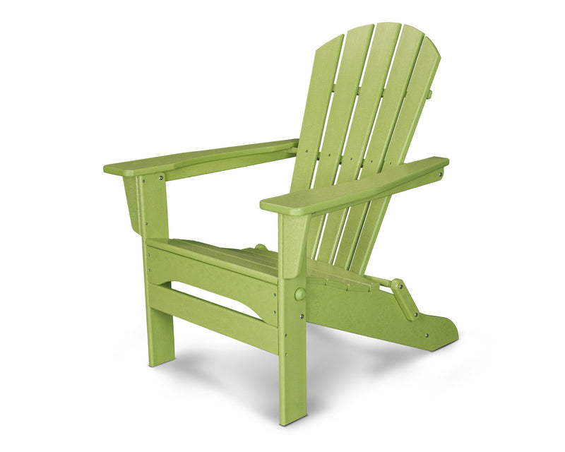 HNA110LI Palm Coast Folding Adirondack in Lime