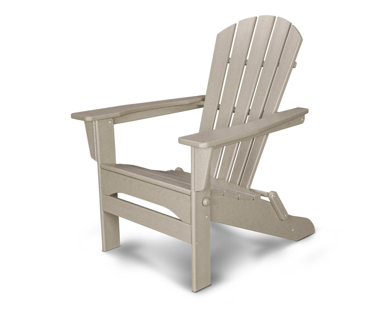 HNA110SA Palm Coast Folding Adirondack in Sand