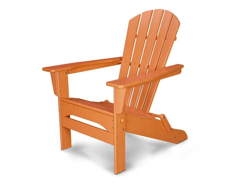 HNA110TA Palm Coast Folding Adirondack in Tangerine