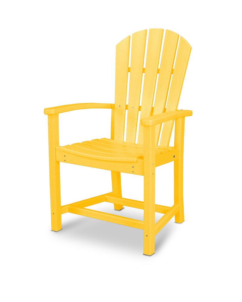 HND200LE Palm Coast Dining Chair in Lemon