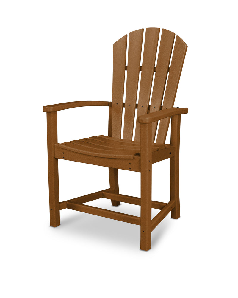 HND200TE Palm Coast Dining Chair in Teak