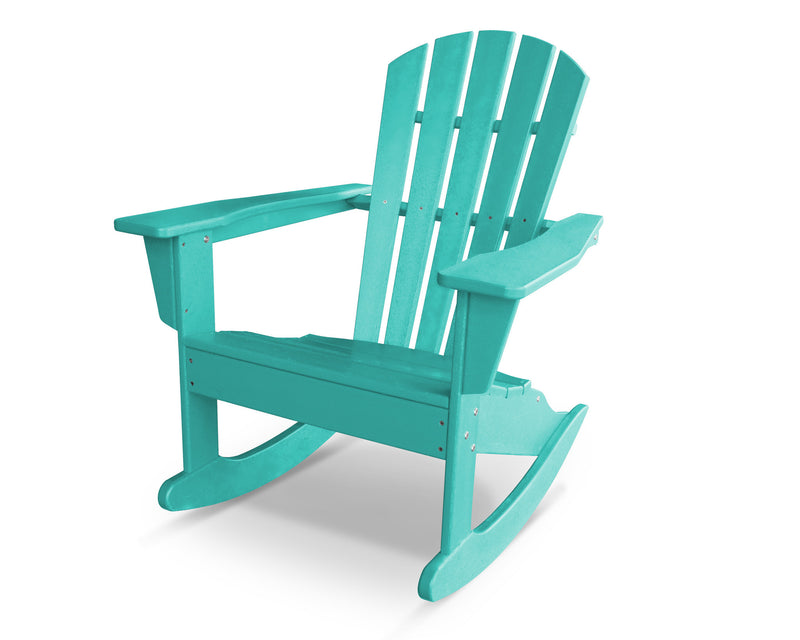 HNR10AR Palm Coast Adirondack Rocker in Aruba
