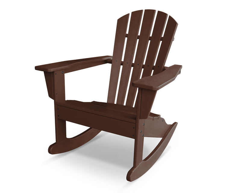HNR10MA Palm Coast Adirondack Rocker in Mahogany