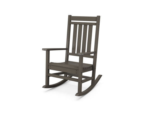 Plantation Porch Rocking Chair - Vintage Finish