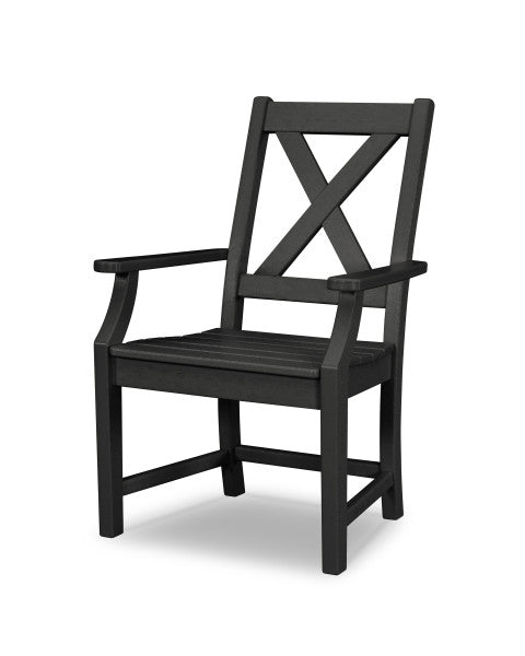 Braxton Dining Arm Chair - Classic Finish