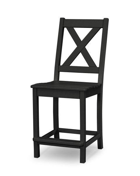 Braxton Counter Side Chair - Classic Finish