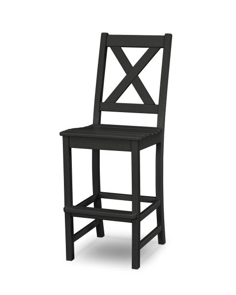 Braxton Bar Side Chair - Classic Finish