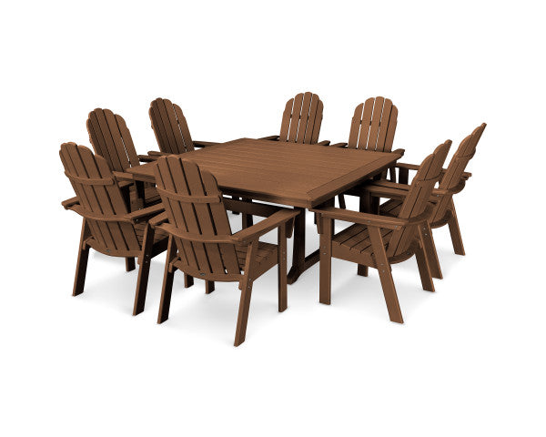 Vineyard 9 Piece Dining Set