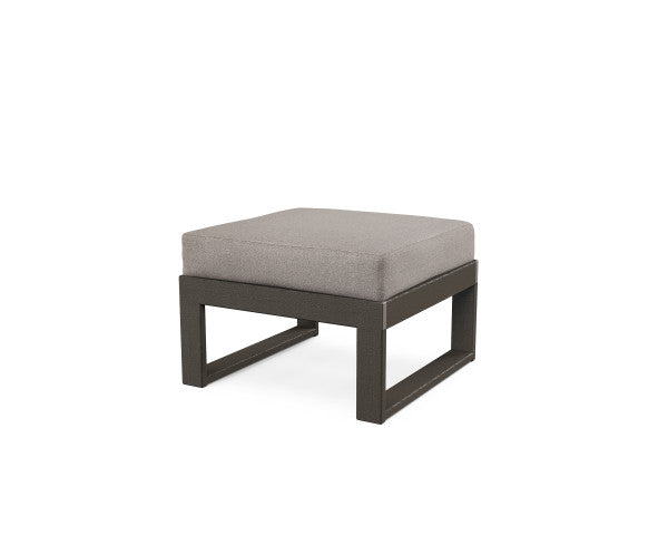 Edge Modular Ottoman - Vintage Finish