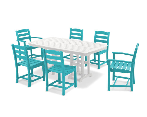 La Casa Cafe 7 Piece Dining Set