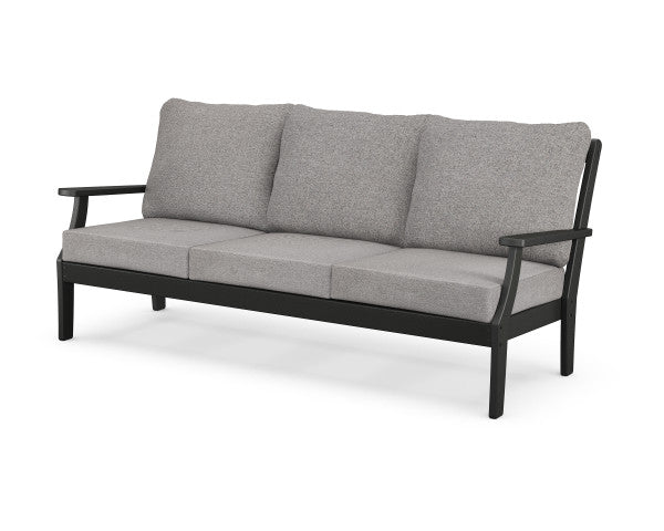 Braxton Deep Seating Sofa - Classic Finish