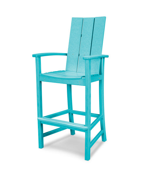 Modern Adirondack Bar Chair