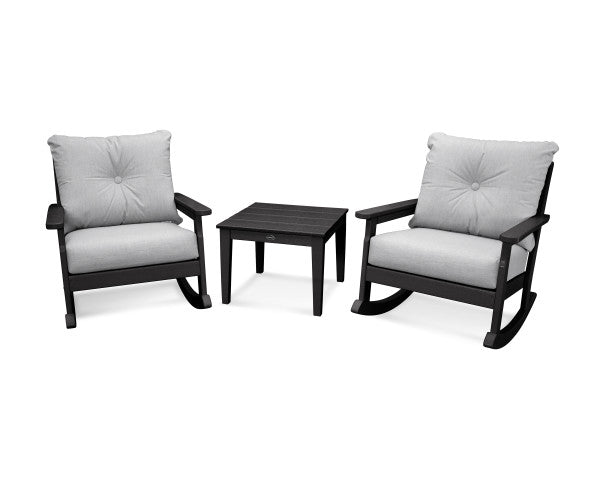 Vineyard 3 Piece Deep Seating Set