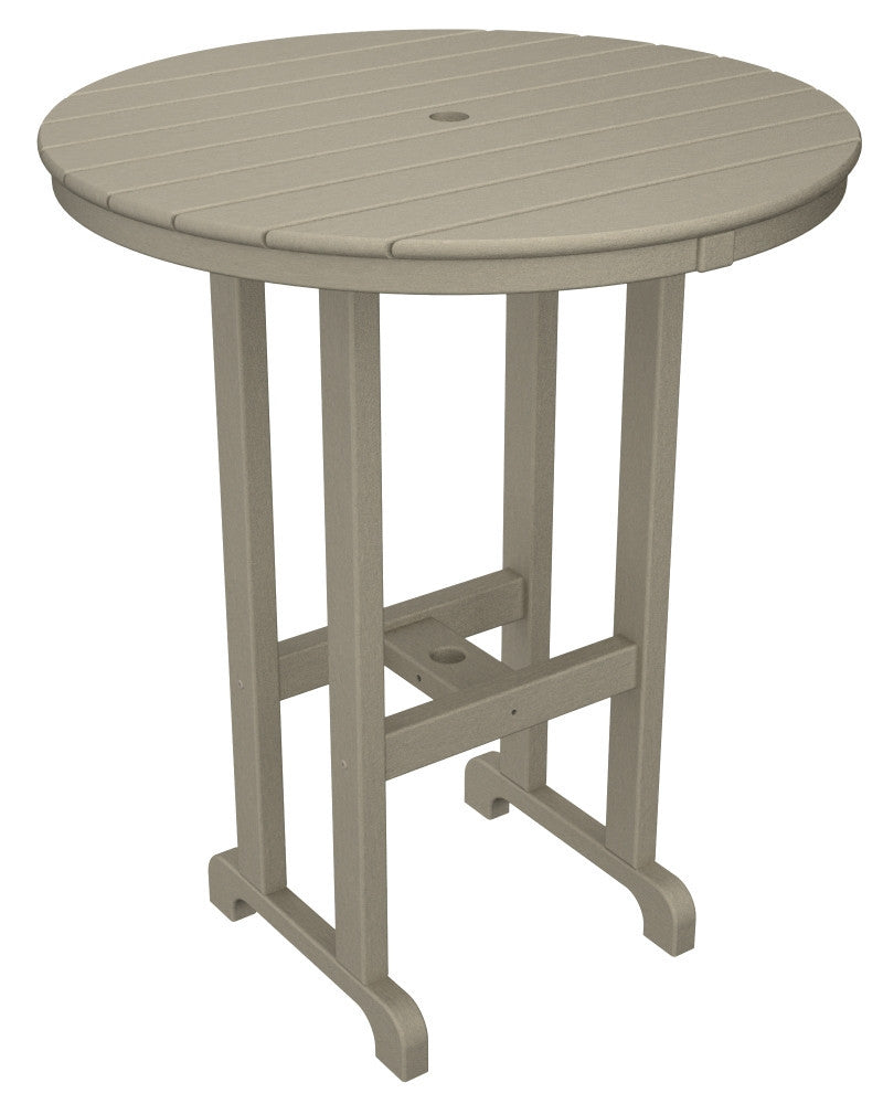 RBT236SA Round 36inch Bar Table in Sand