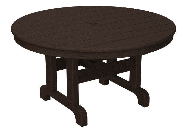 RCT236MA Round 36inch Conversation Table in Mahogany