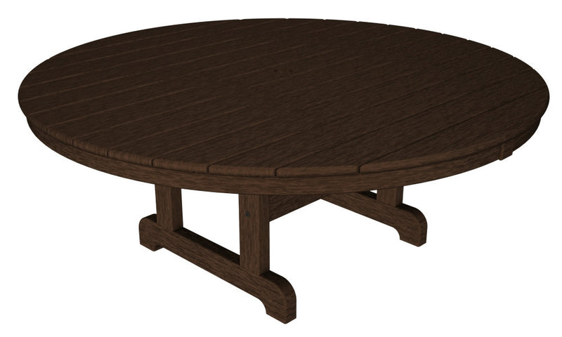 RCT248MA Round 48inch Conversation Table in Mahogany