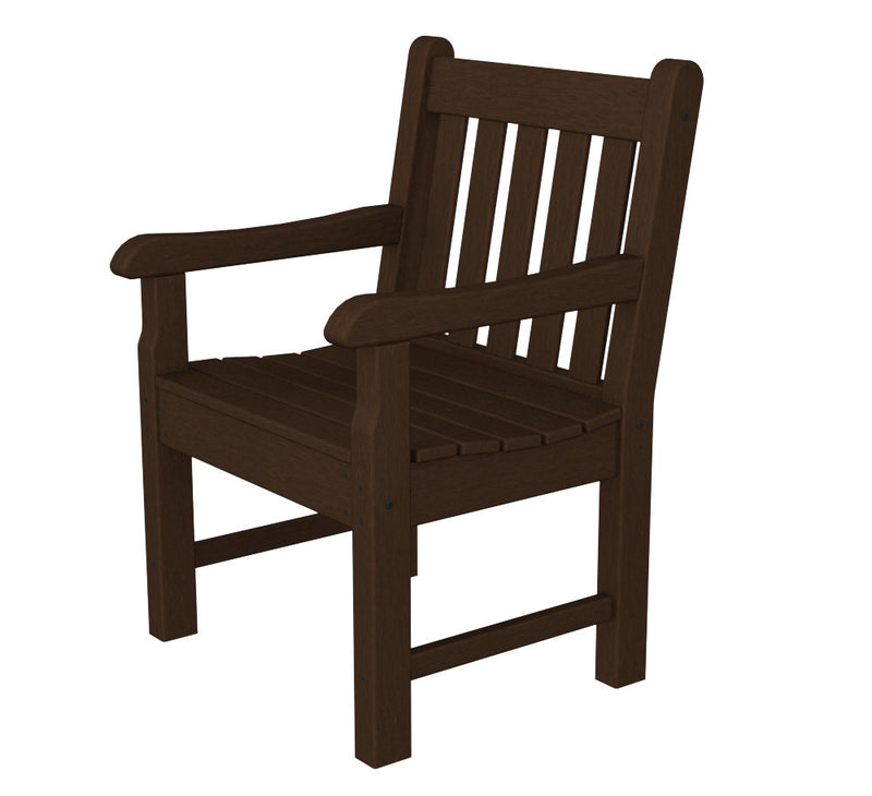 RKB24MA Rockford Garden Arm Chair in Mahogany