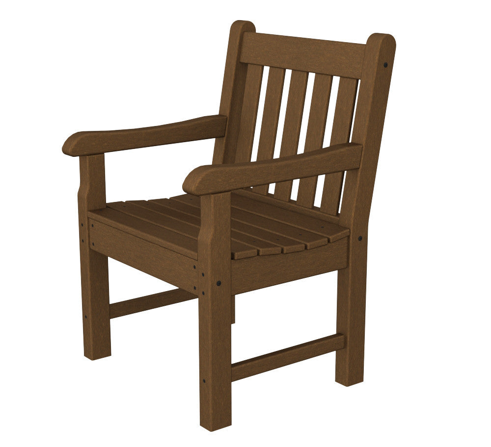 RKB24TE Rockford Garden Arm Chair in Teak