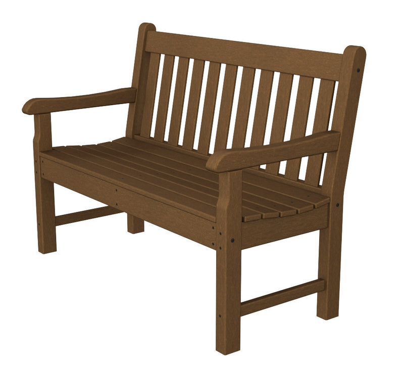 RKB48TE Rockford 48inch Bench in Teak