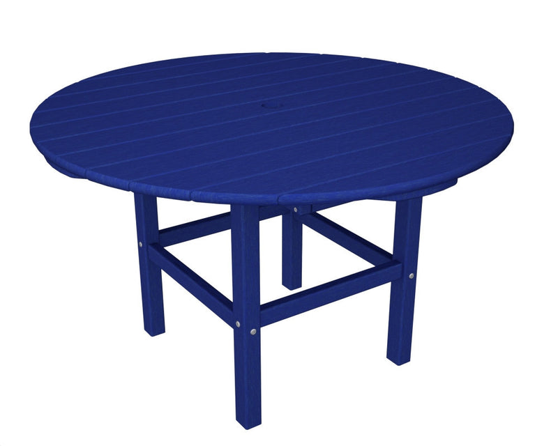 RKT38PB Kids 38inch Dining Table in Pacific Blue