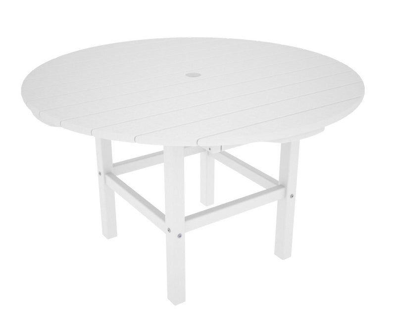 RKT38WH Kids 38inch Dining Table in White