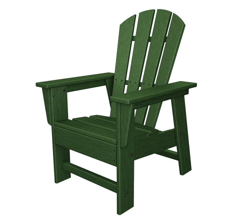 SBD12GR Kids Casual Chair in Green