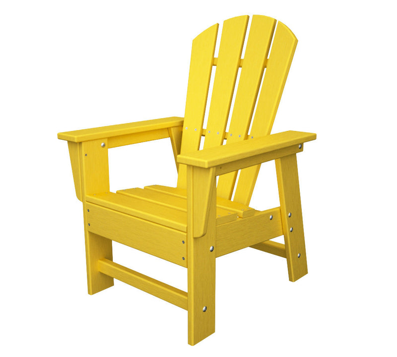 SBD12LE Kids Casual Chair in Lemon