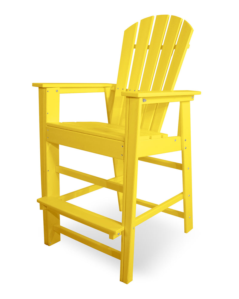 SBD30LE South Beach Bar Chair in Lemon