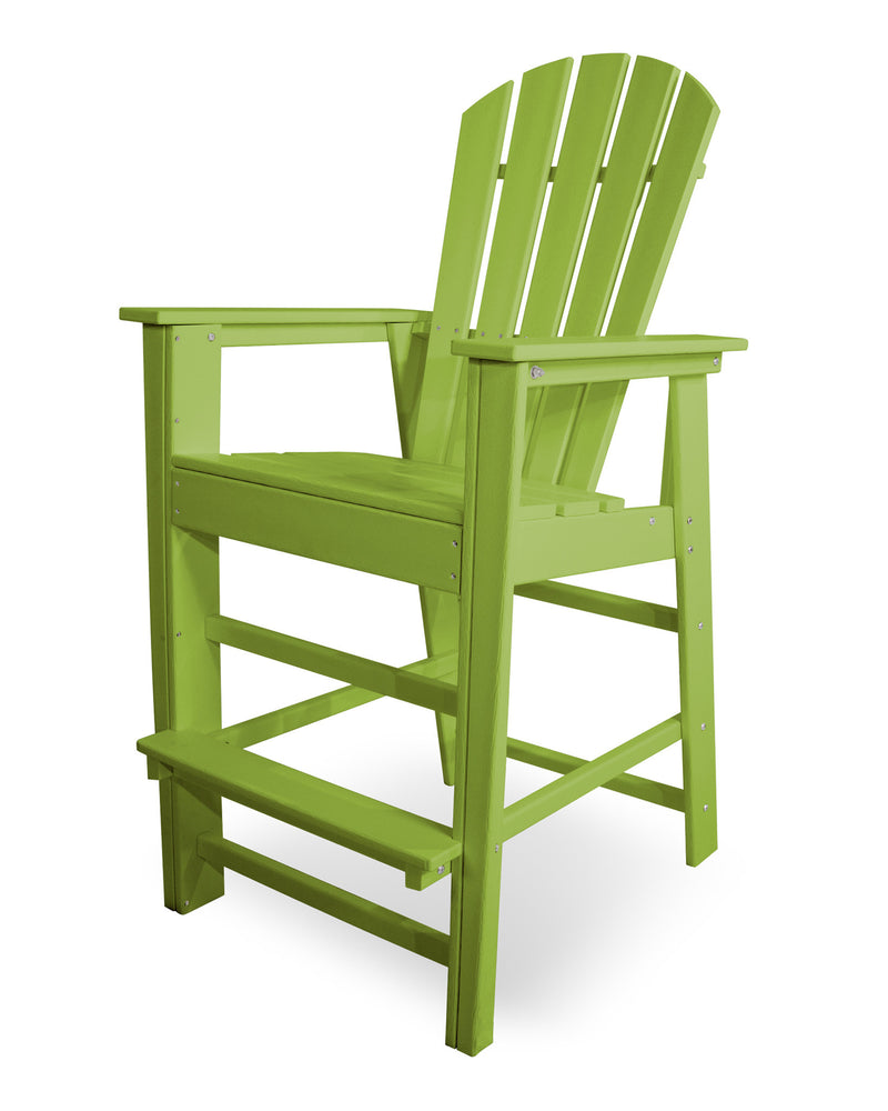 SBD30LI South Beach Bar Chair in Lime