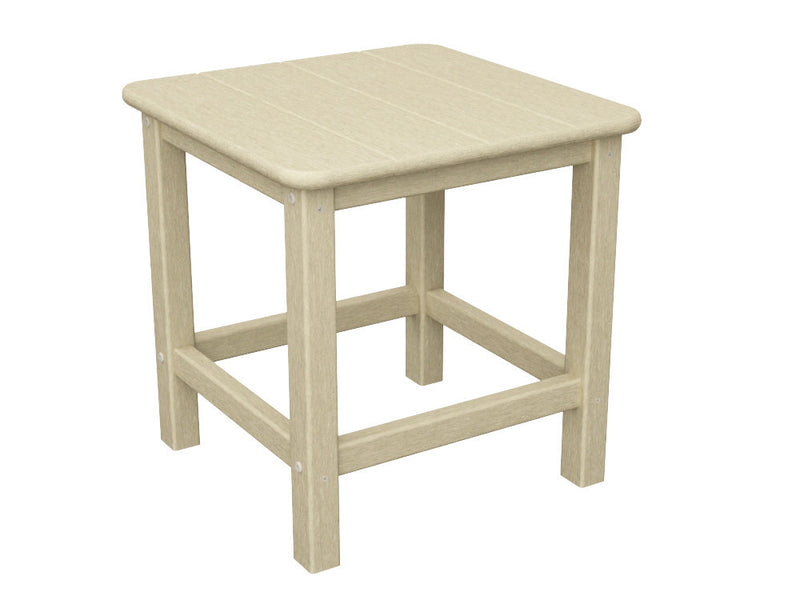 SH18SA Seashell 18inch Side Table in Sand