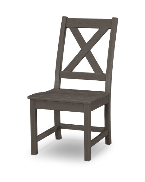 Braxton Dining Side Chair - Vintage Finish