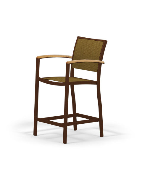 Bayline Counter Arm Chair
