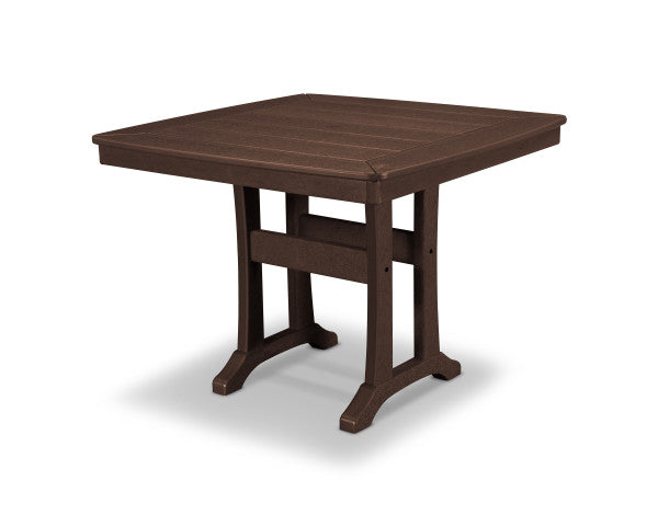 "Nautical Trestle 37"" Dining Table"
