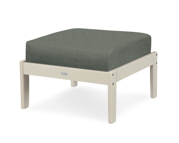 Braxton Deep Seating Ottoman - Classic Finish