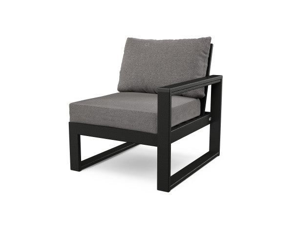 Edge Modular Right Chair - Classic Finish