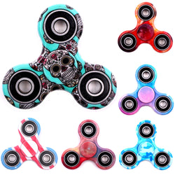 Tri-Spinner Fidget Anti-Stress Wheel