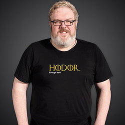 Hodor T-shirts Game Of Thrones