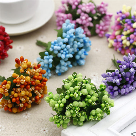 Artificial Flower Stamens 12pcs