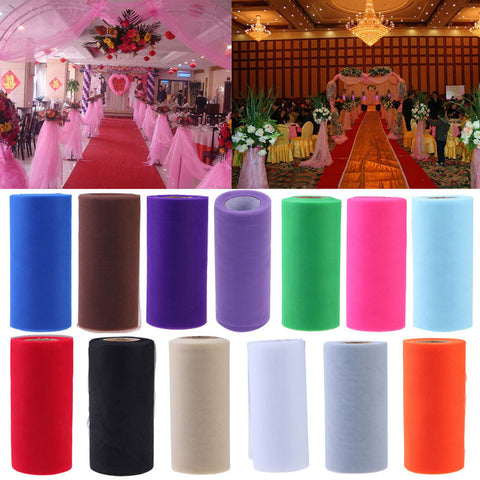 Tissue Tulle Paper Roll Spool