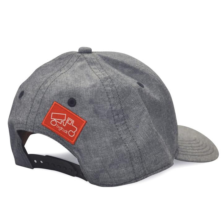 CAP G.LINE CHAMBRAY NAVY