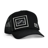 Casquette : Original Black White Label