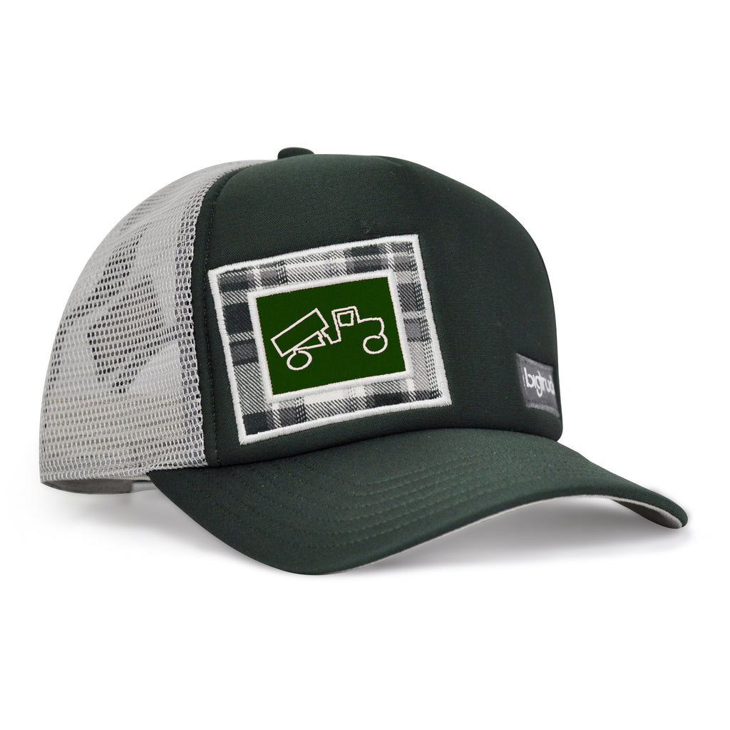 Casquette snapback : Original Forest Grey Plaid