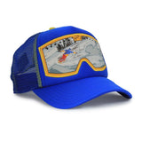 ORIGINAL KIDS GOGGLE BLUE WINTER